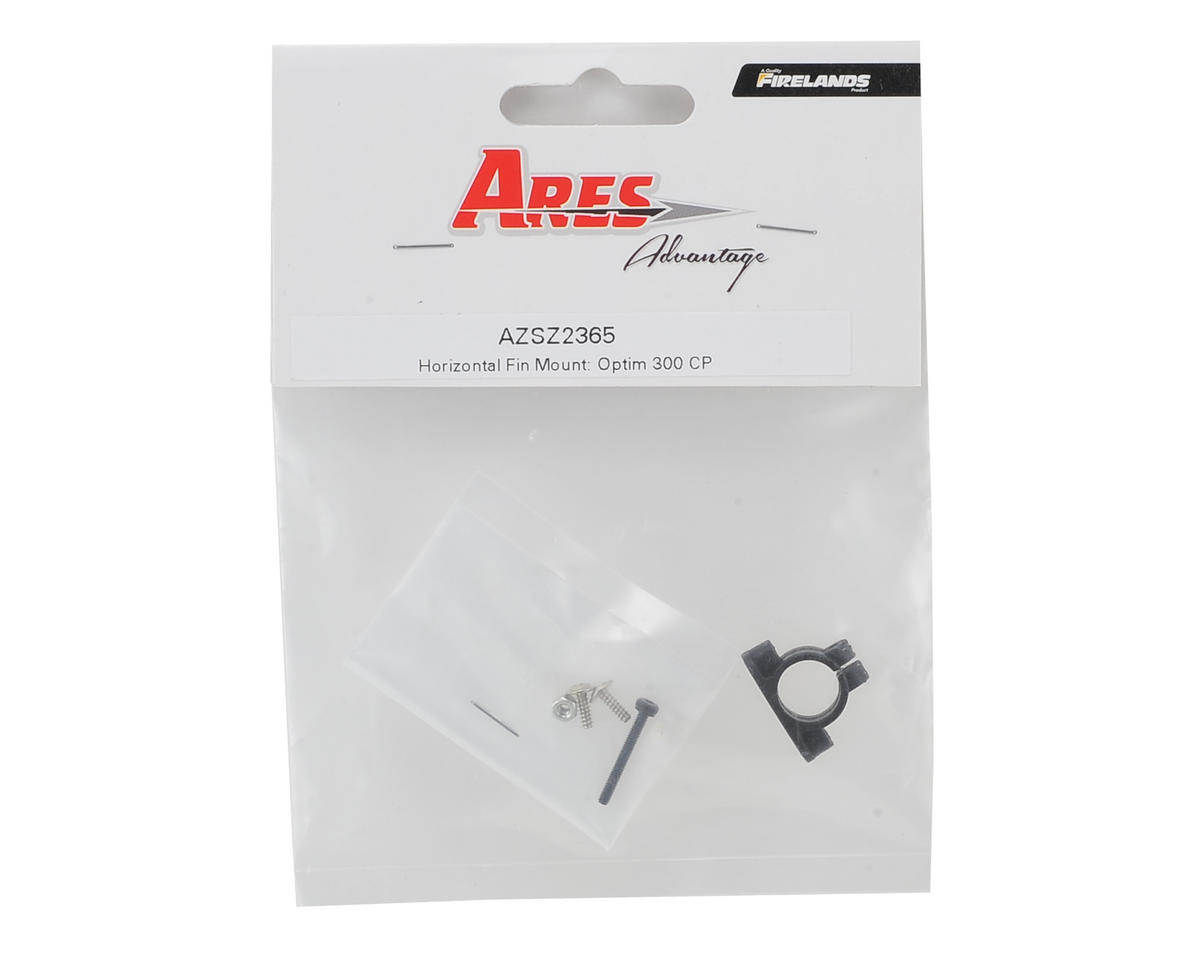 Ares Horizontal Fin Mount (Optim 300 CP)
