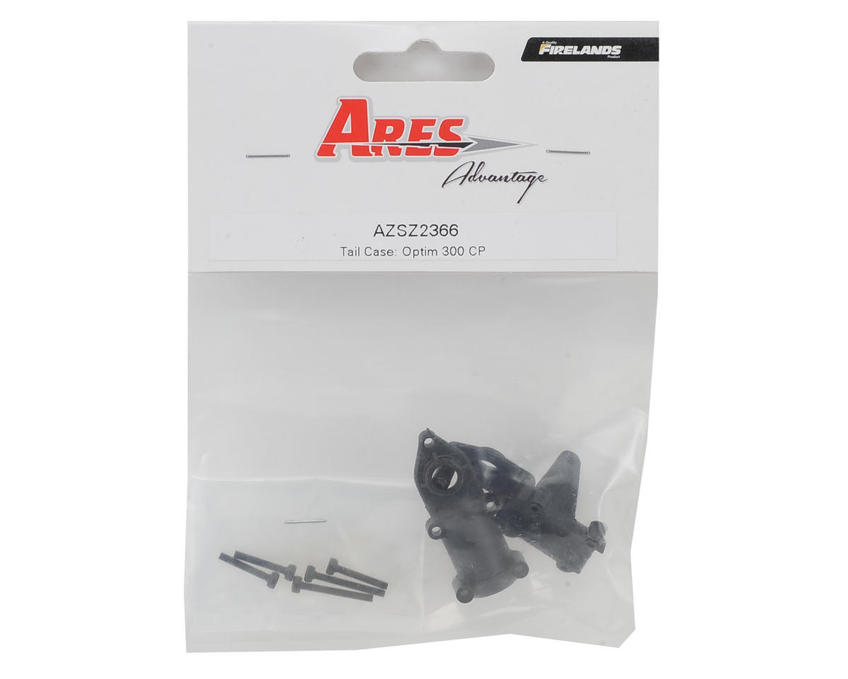 Ares RC Tail Case (Optim 300 CP)