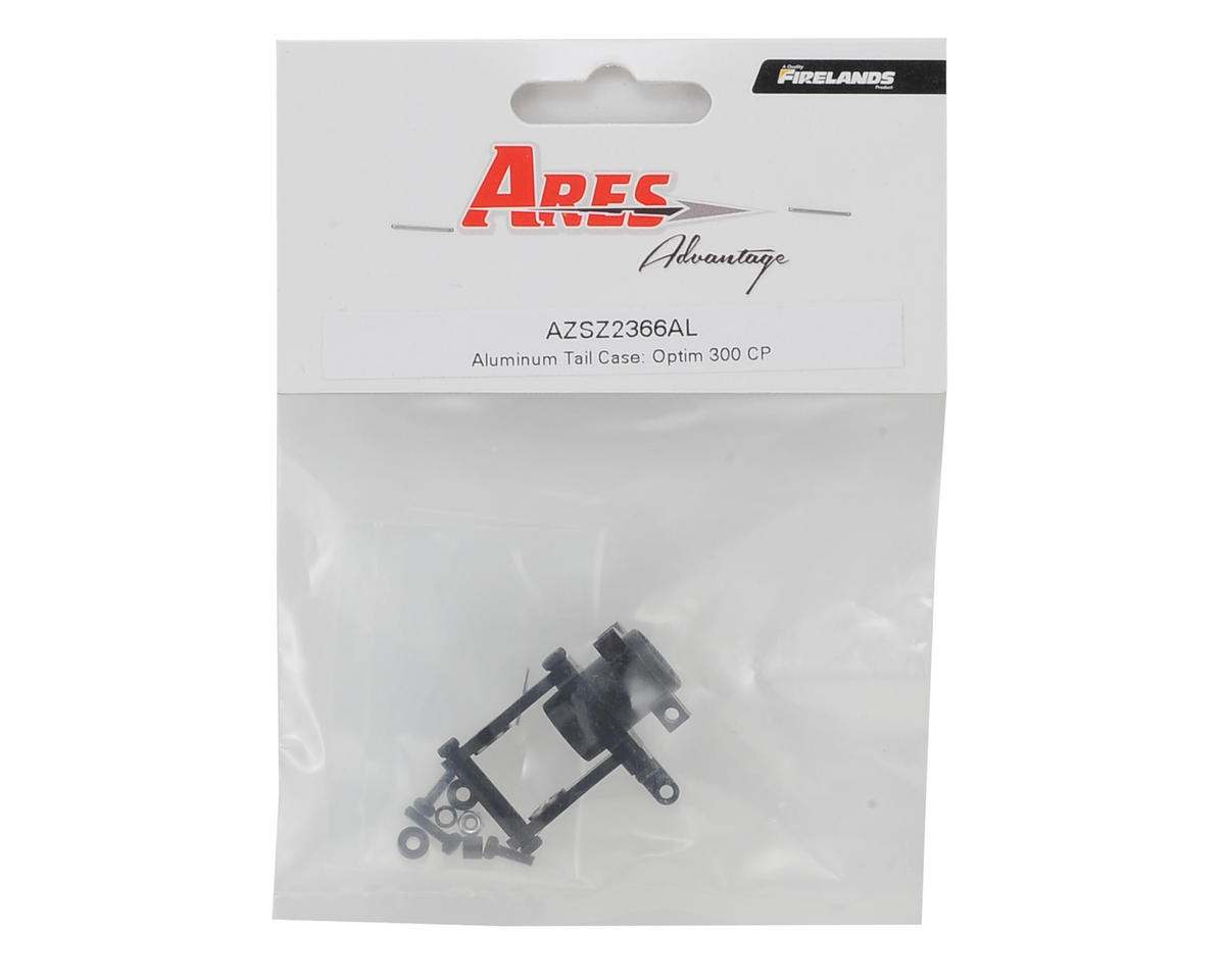 Ares RC Aluminum Tail Case (Optim 300 CP)