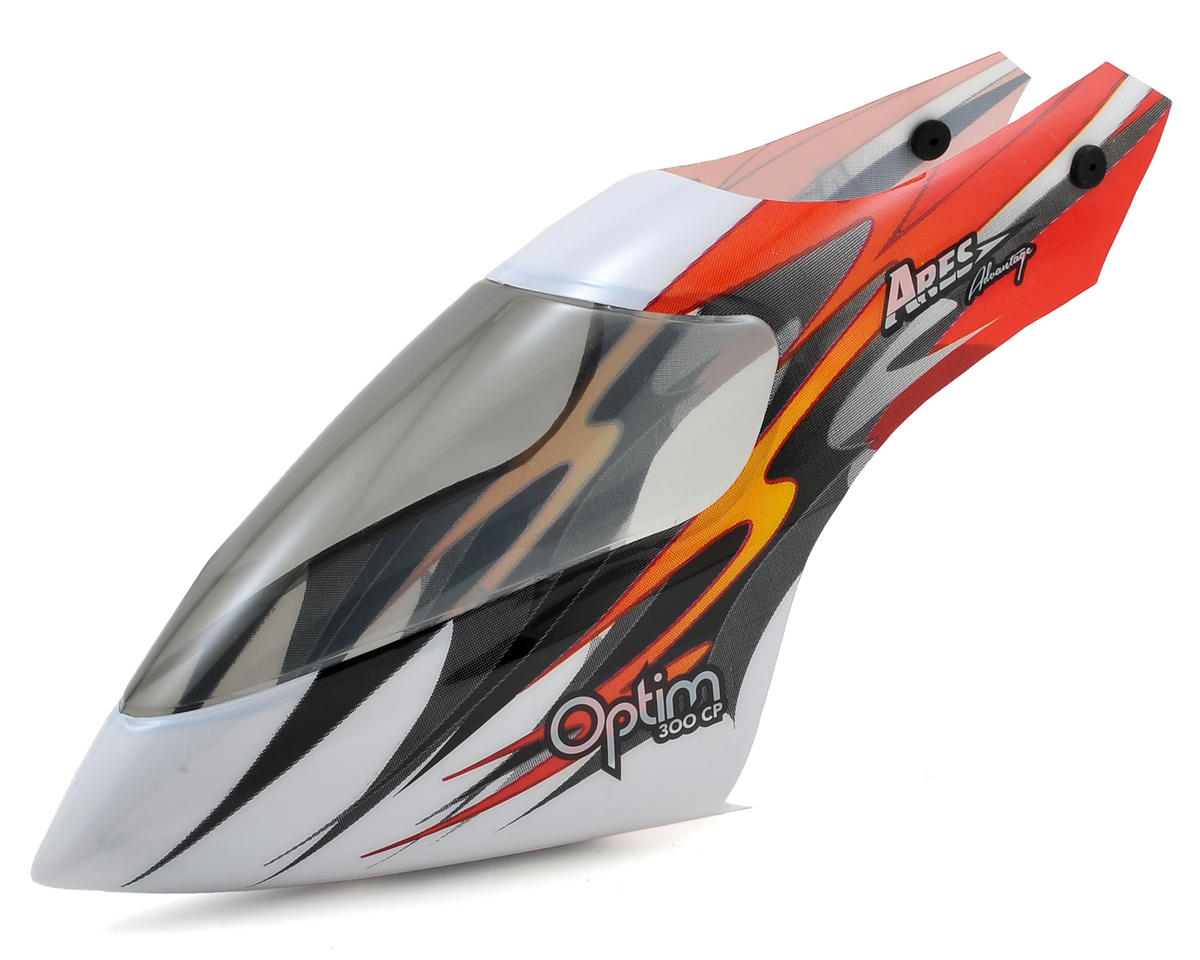 Ares RC Canopy (Optim 300 CP)