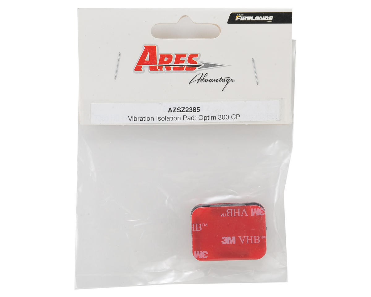 Ares RC Vibration Isolation Pad (Optim 300 CP)