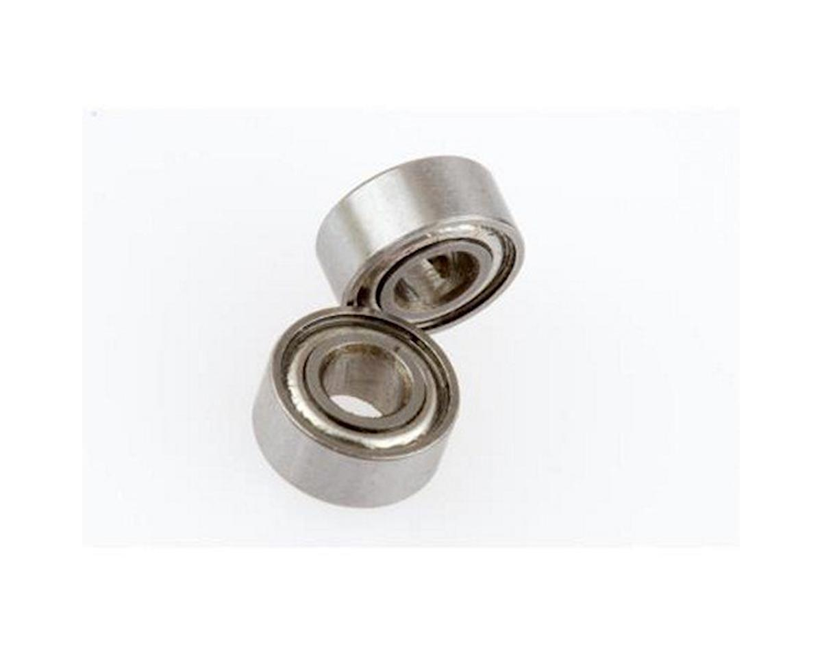 Ares Bearing Set, Main Shaft, 2x5x2, 2 each (Optim 80 CP)
