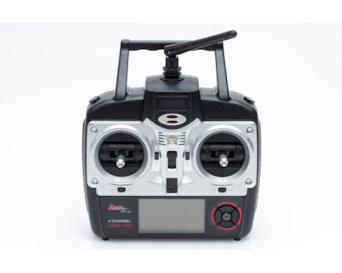 Ares Transmitter, Mode 1/2, 2.4G, HPQ 4-Channel, Quadcopter (Ethos HD/FPV)