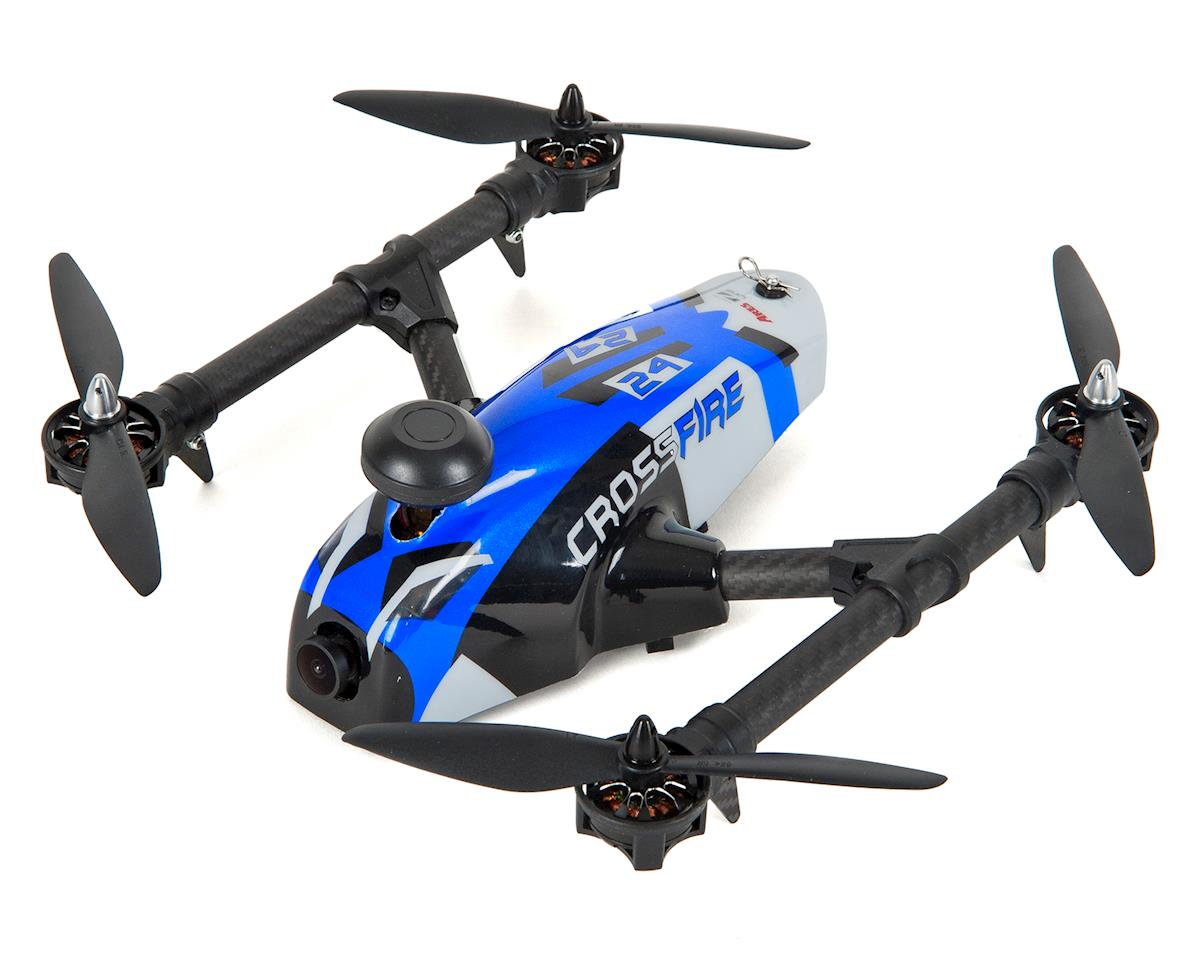 Z-line Crossfire RFR Quadcopter FPV Racing Drone by Ares RC
