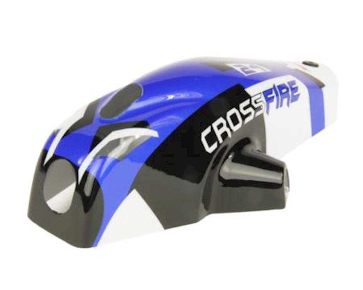 Ares AZSZ2821B Alternate Canopy (Blue): Crossfire