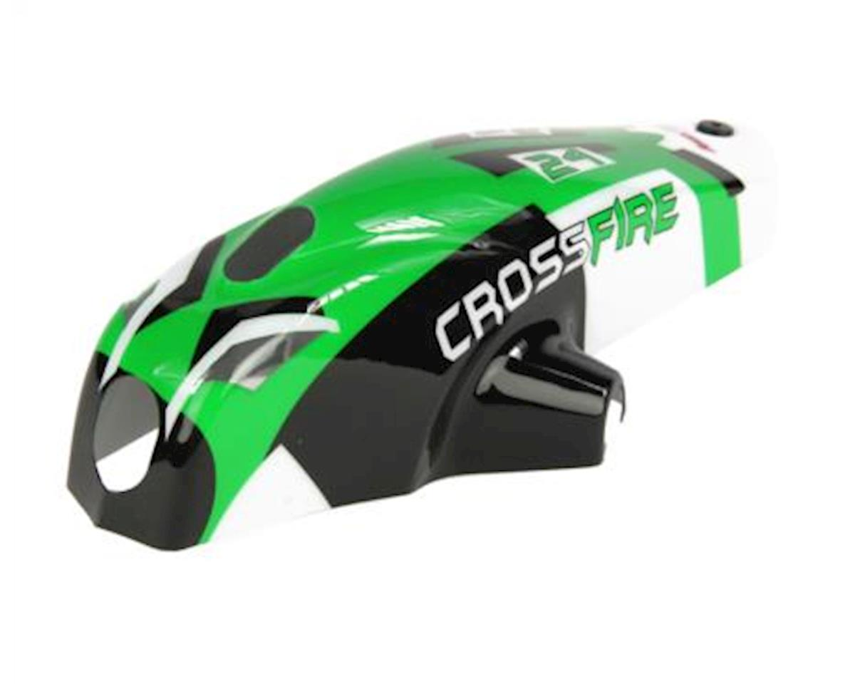 Ares Crossfire RC Alternate Canopy (Green) (Crossfire)