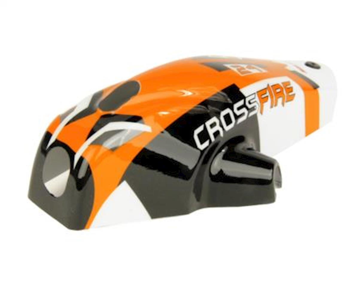 Ares Crossfire RC Replacement Canopy (Orange) (Crossfire)