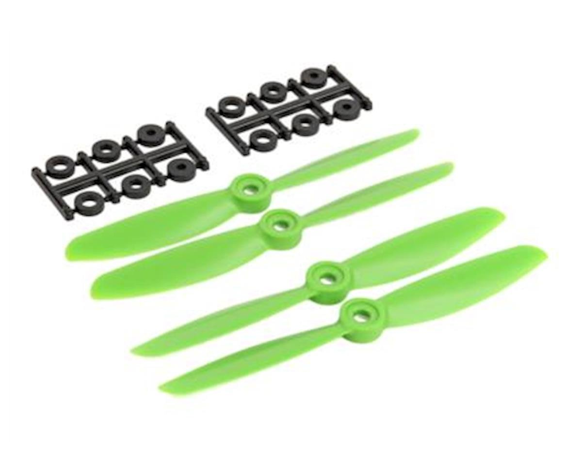 Ares AZSZ2917GR 6x4.5 Green Prop Set (4): X:Bolt