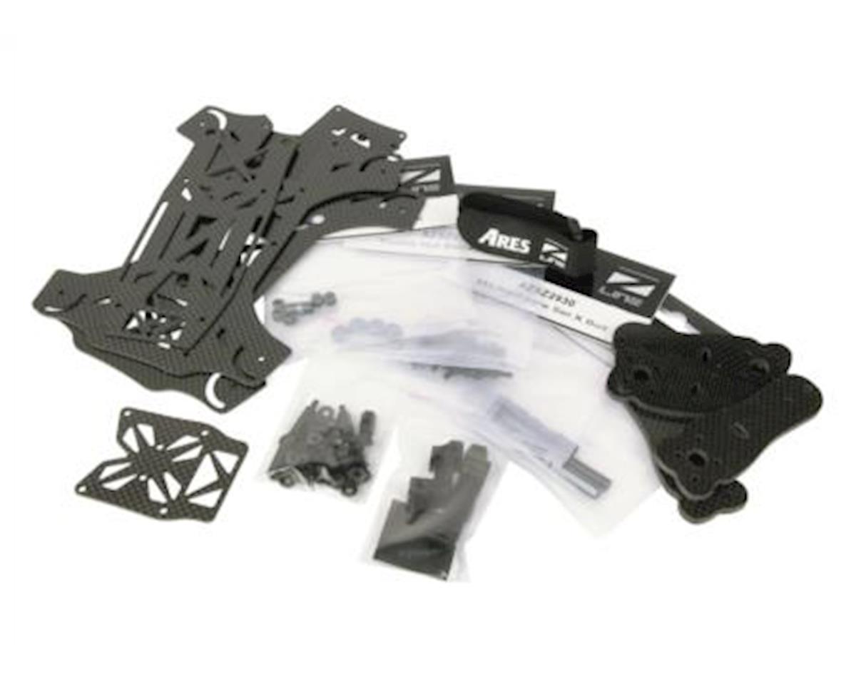 AZSZ2920 Carbon Fiber Airframe Kit (X:Bolt) by Ares