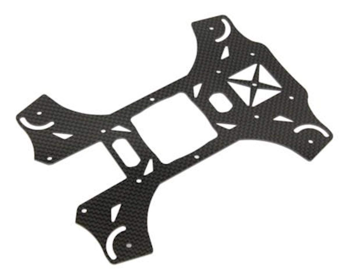 Ares X Bolt 250 AZSZ2921 Carbon Fiber Top Plate (X:Bolt)