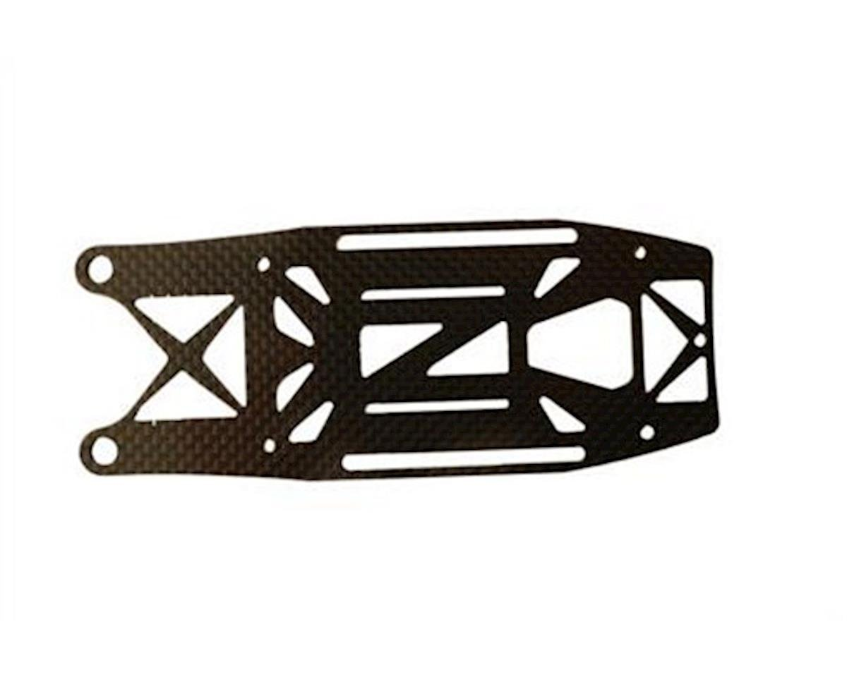 Ares Carbon Fiber Battery Plate