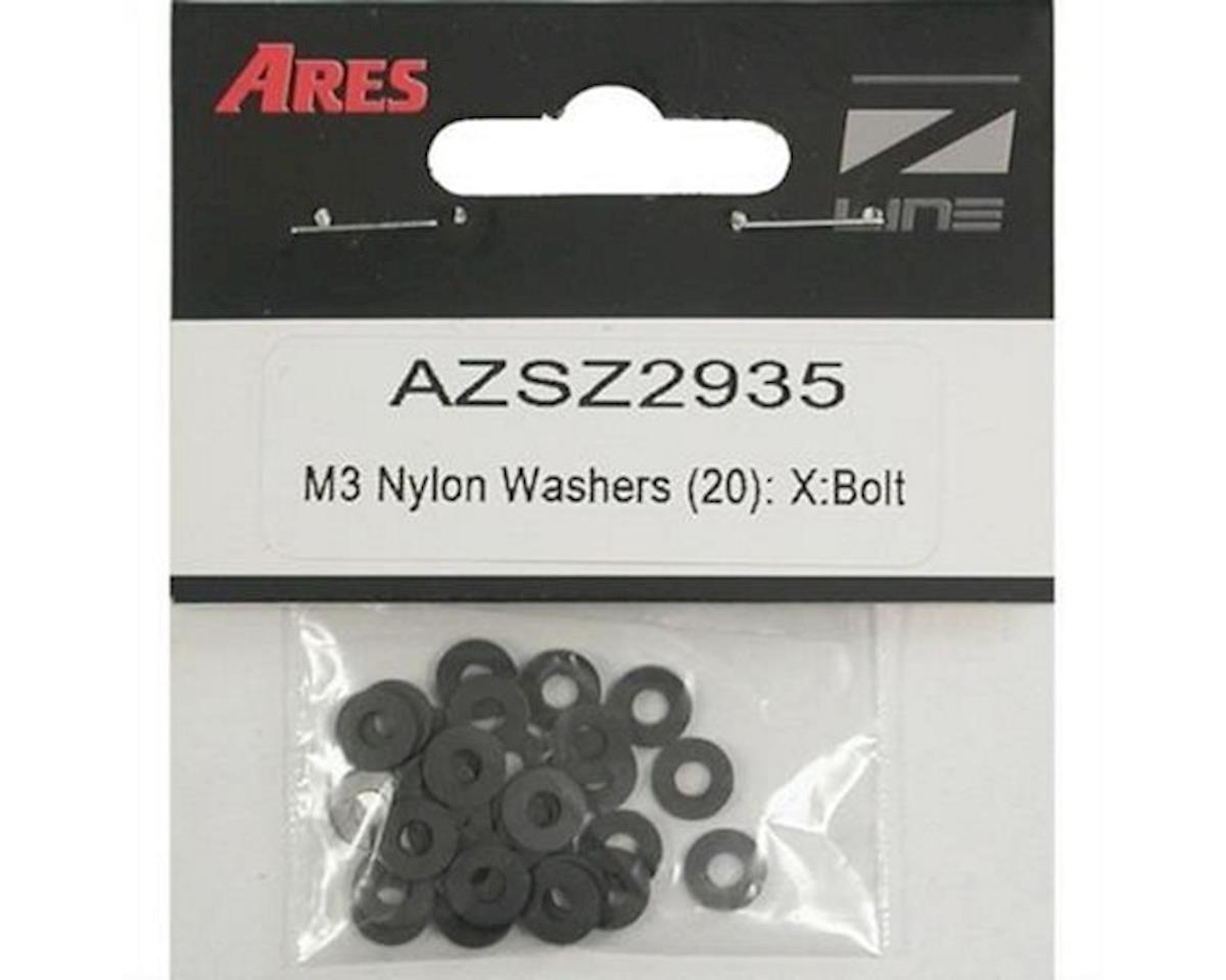 Ares M3 Nylon Washers 30Pc X Bolt