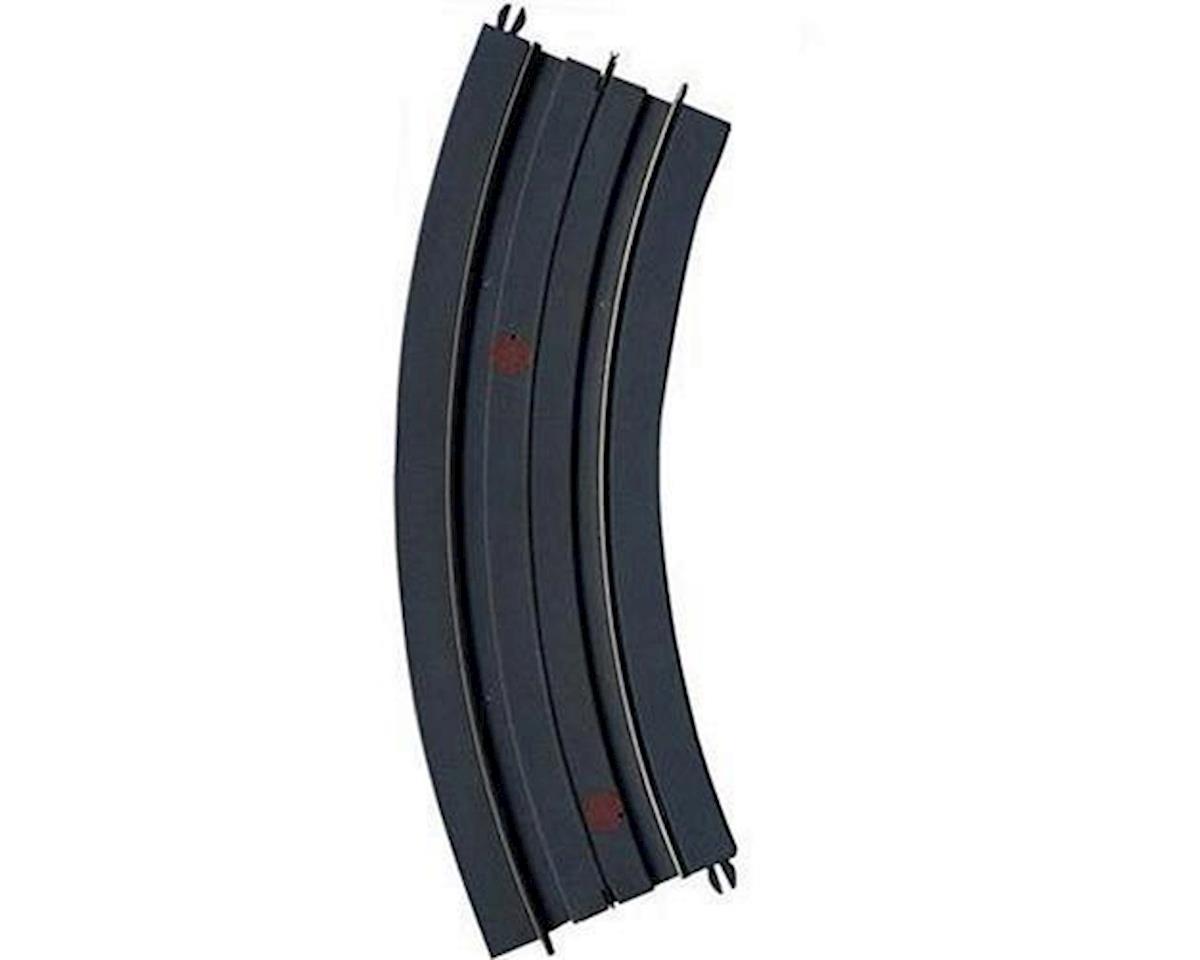 """Bachmann E-Z Street 21"""" Diameter Curved Track (4) (O Scale)"""