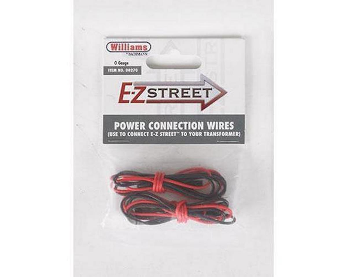 O E-Z Street Hook-Up Wires by Bachmann