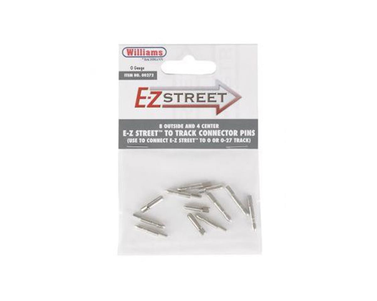 Bachmann O Williams E-Z Street Track Connector Pins (12)