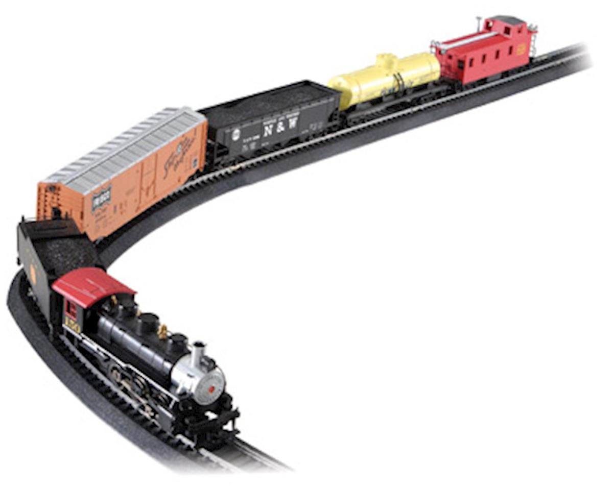 HO-Scale Chattanooga Train Set