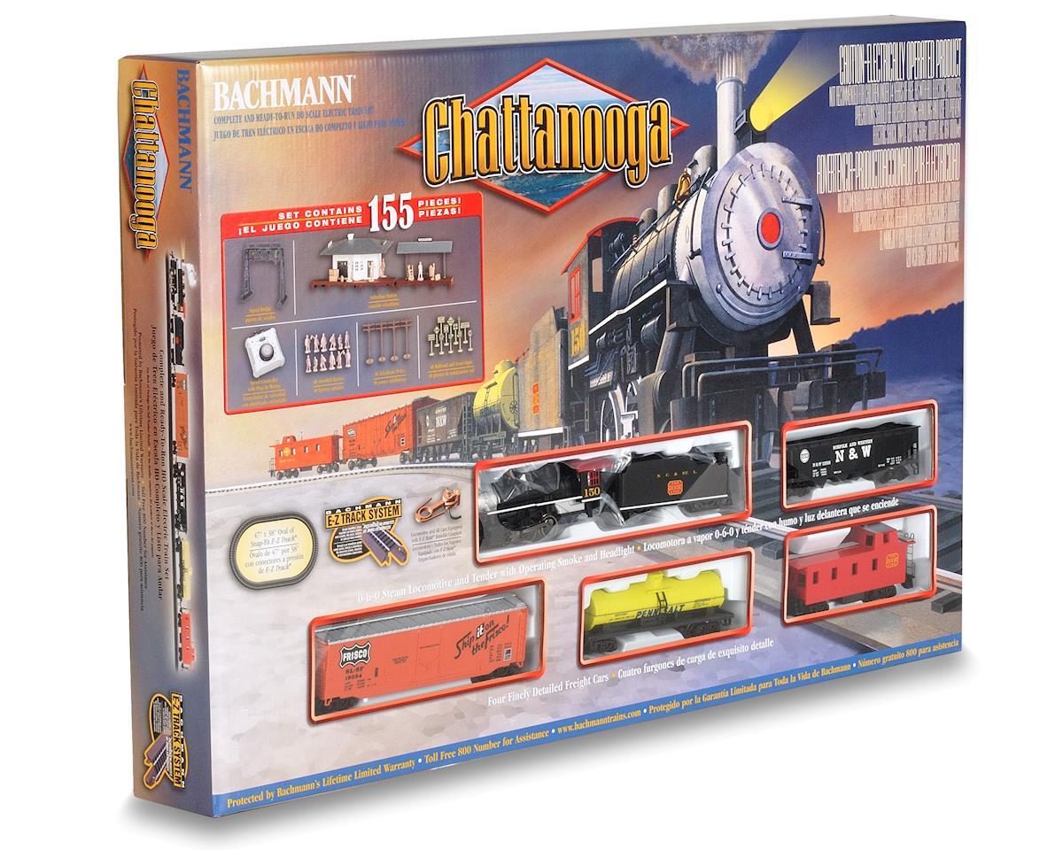 Bachmann HO-Scale Chattanooga Train Set