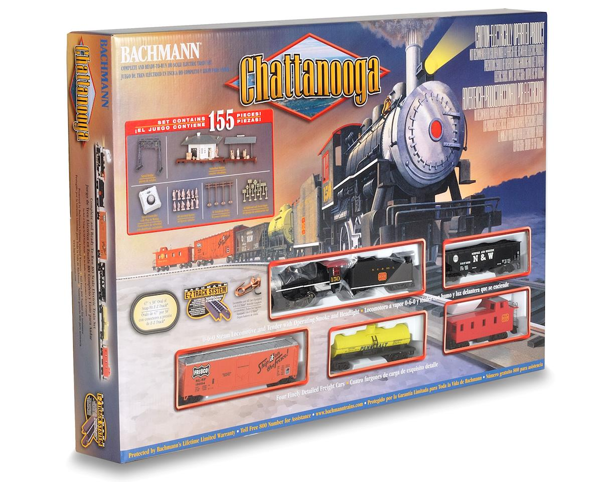 Bachmann Chattanooga Train Set (HO-Scale)