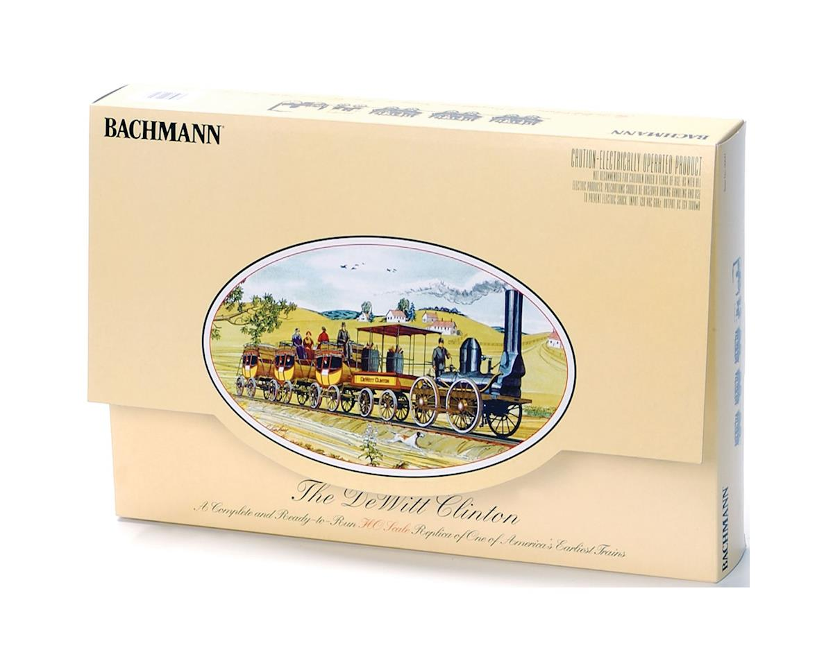 HO DeWitt Clinton Train Set by Bachmann