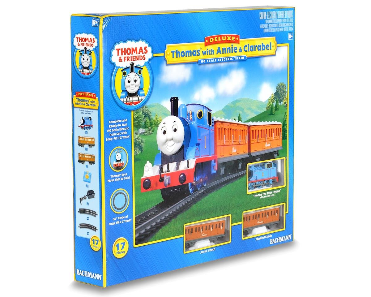 HO-Scale Thomas the Tank Engine Train Set