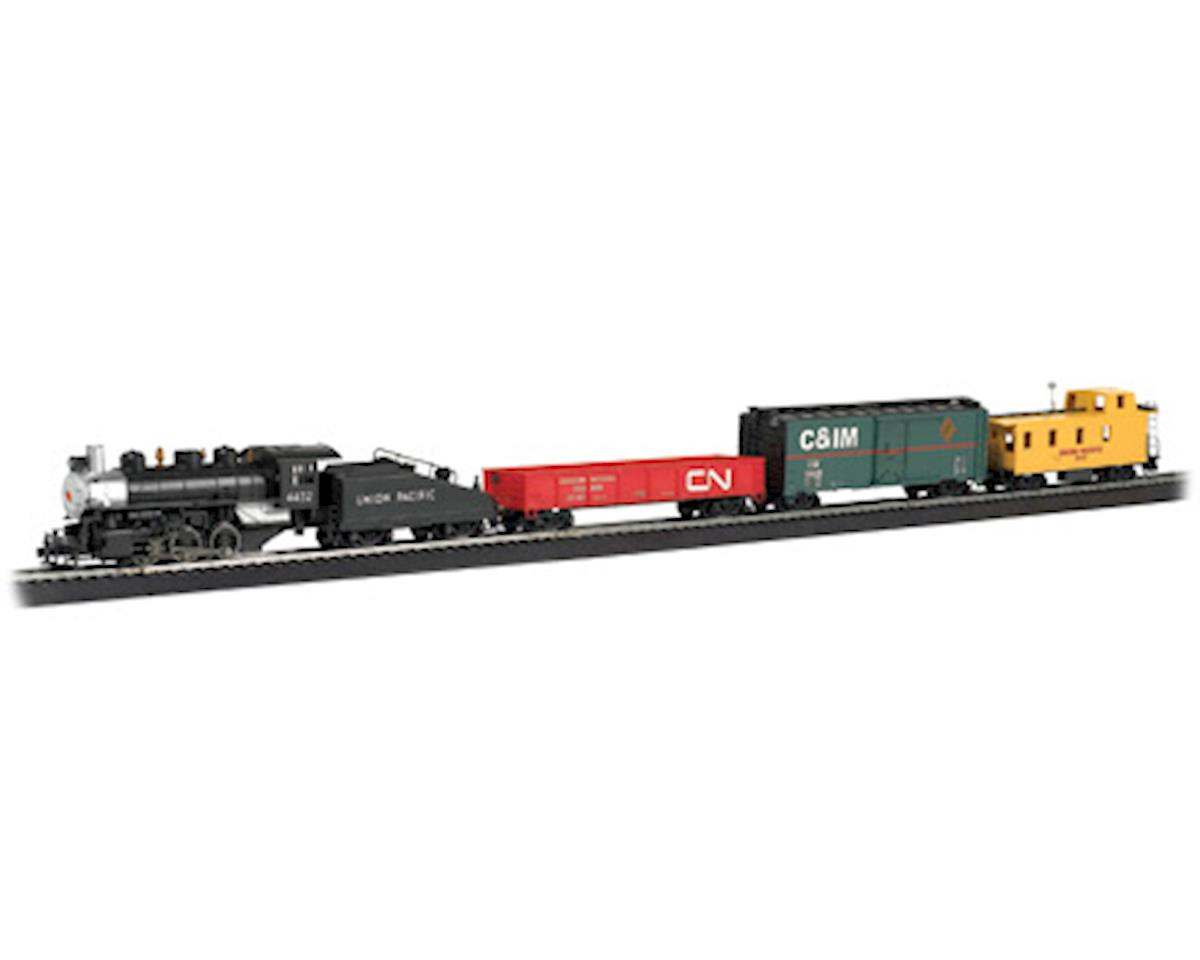 HO-Scale Pacific Flyer Train Set (Union Pacific)