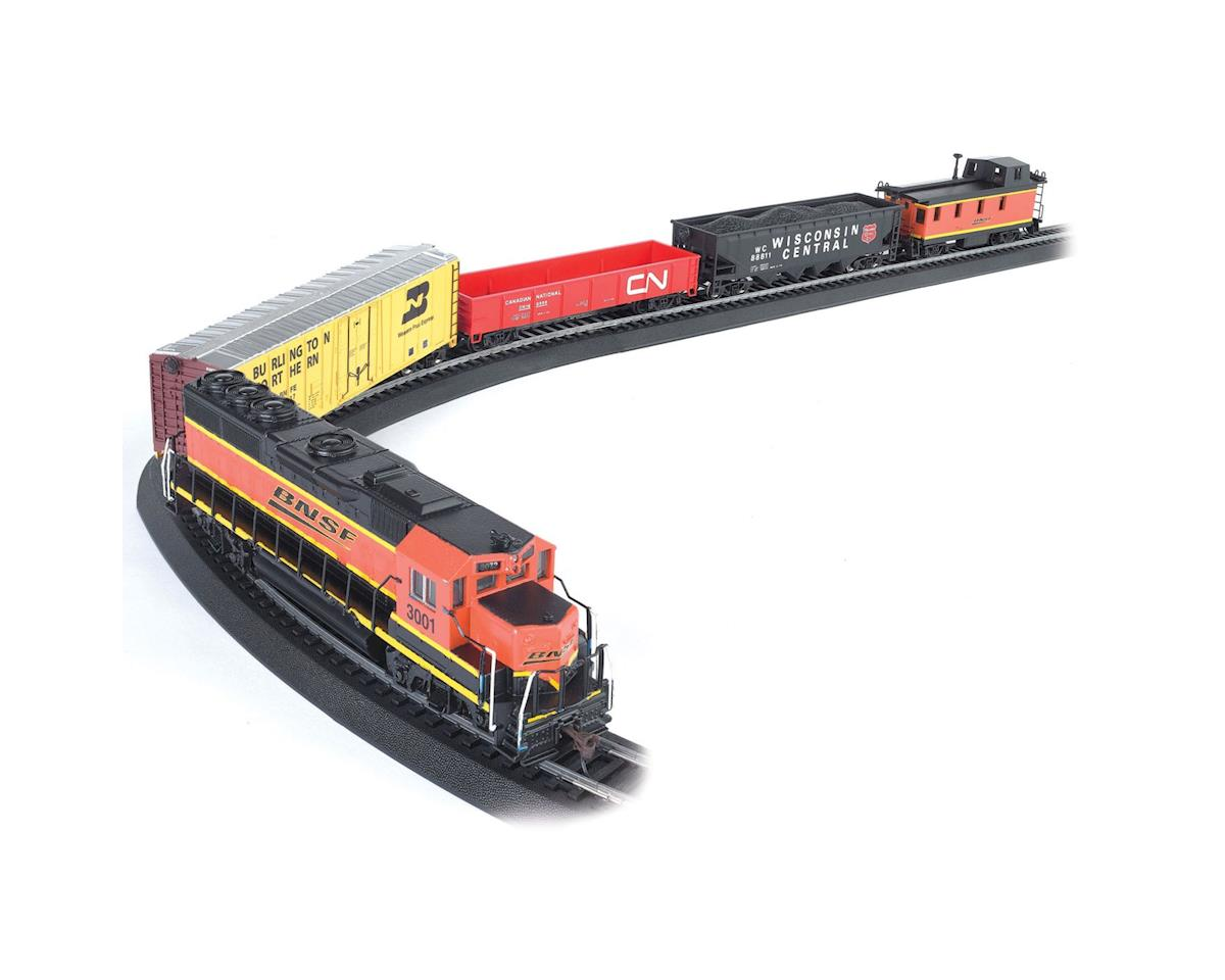 HO Rail Chief Set by Bachmann