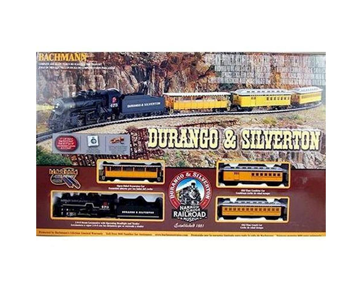 HO Durango & Silverton Set by Bachmann