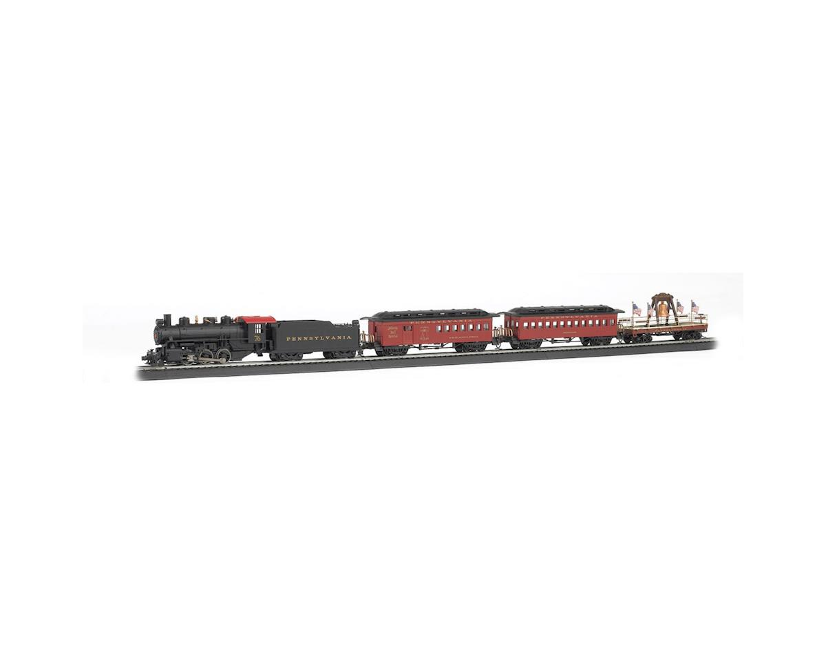HO Liberty Bell Special Set by Bachmann