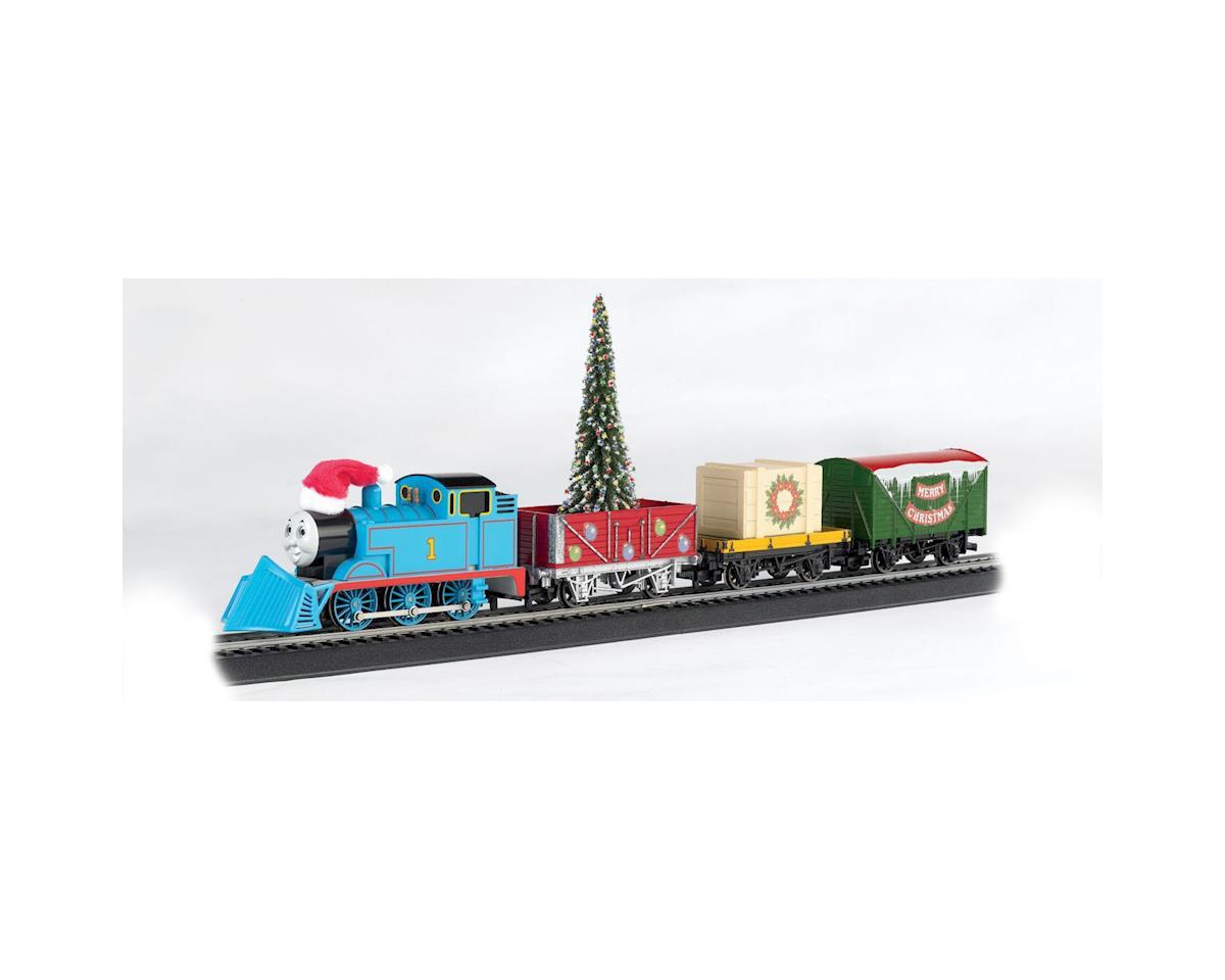 Thomas The Train Christmas Tree.Bachmann Ho Thomas Christmas Express Train Set