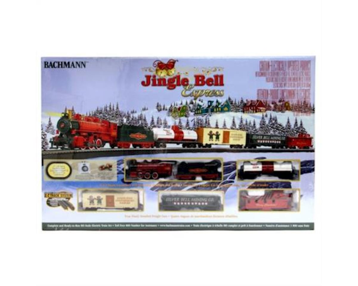 Bachmann HO Jingle Bell Express Train Set