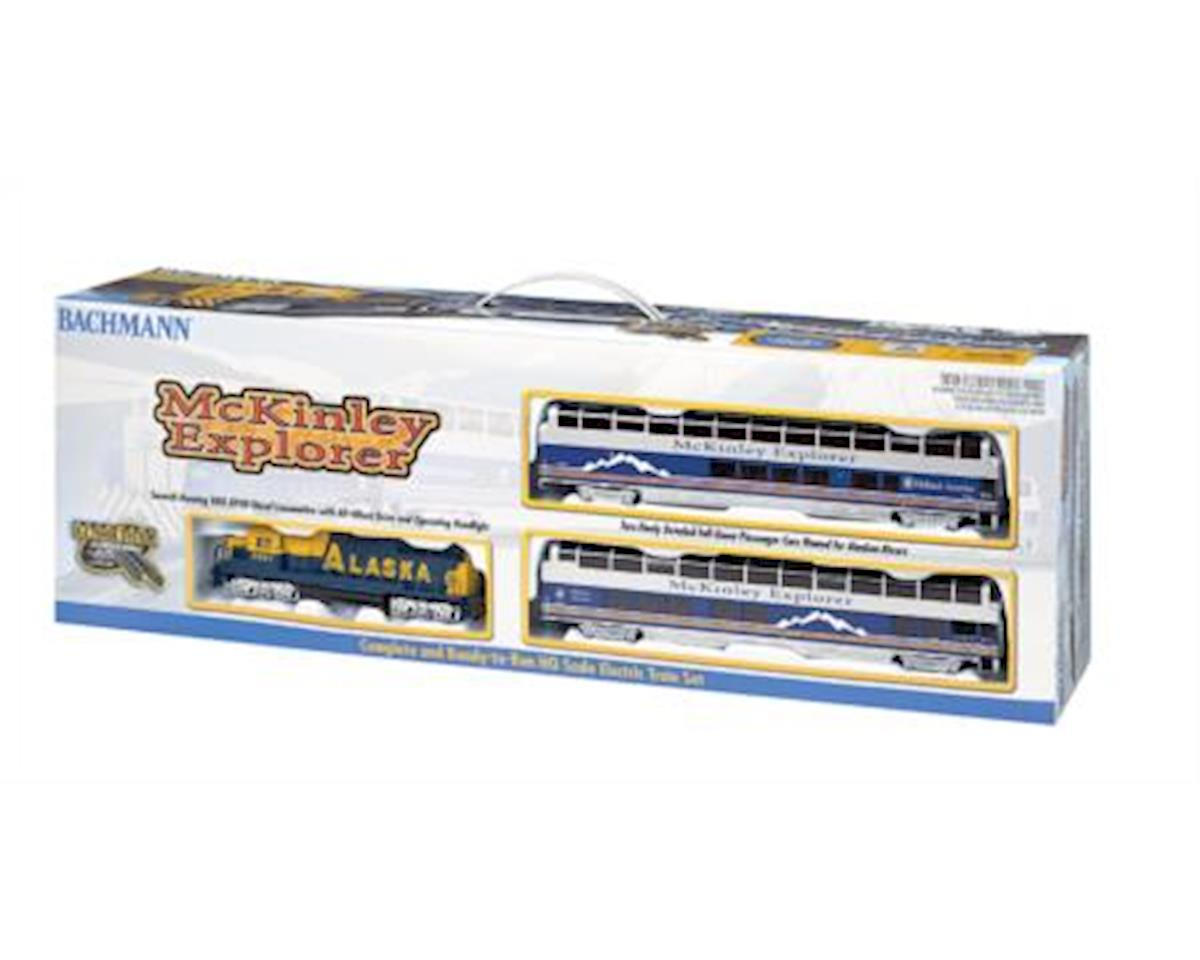 HO McKinley Express Train Set by Bachmann