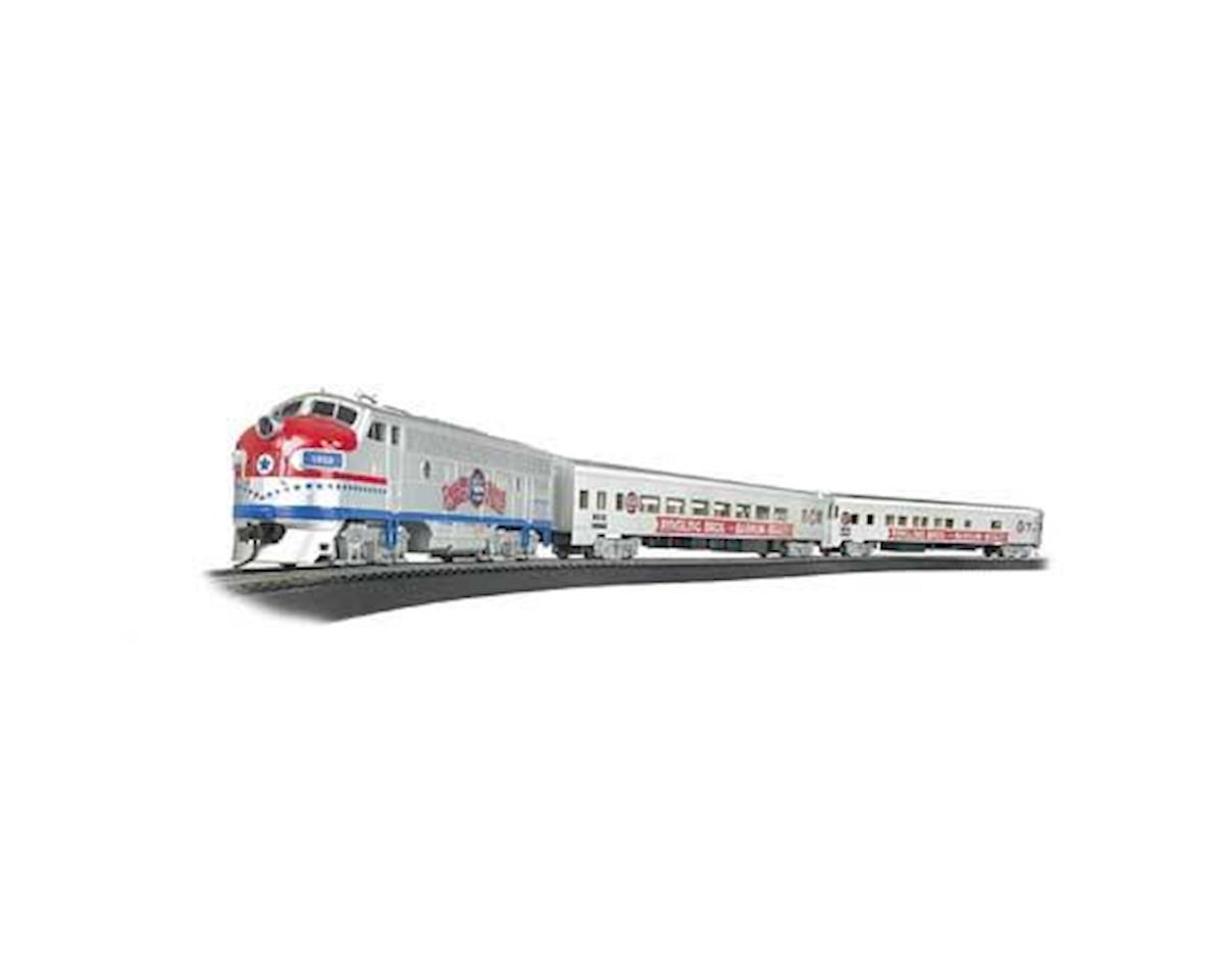 Bachmann Ringling Bros. The Greatest Show on Earth Special Train Set (HO Scale)