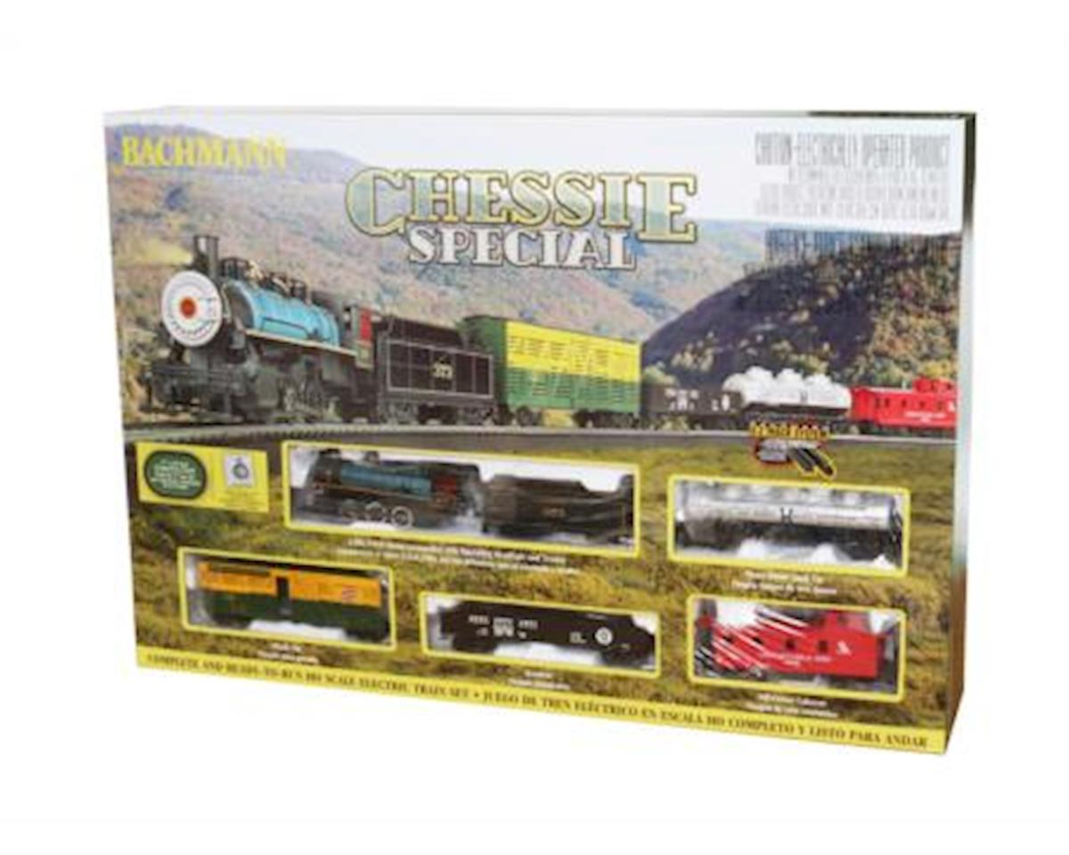 Bachmann HO Chessie Special Train Set
