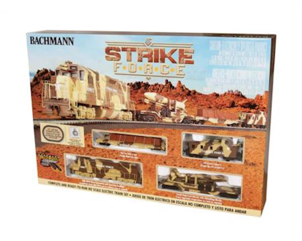 HO Strike Force Train Set by Bachmann