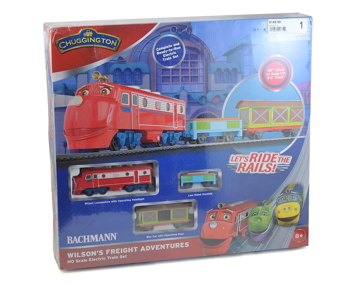 Bachmann Wilson's Freight Adventures HO Electric Train Set