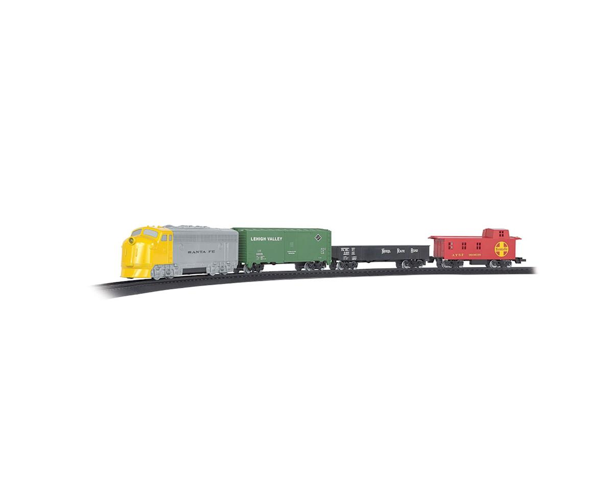 Bachmann HO Battery Operated Rail Express Train Set