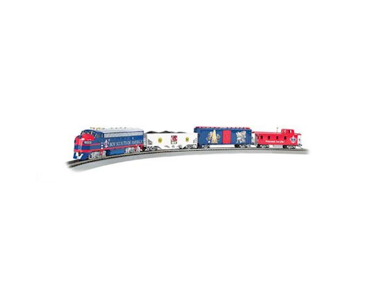 Bachmann HO Scout Special Set w/E-Z App Train Control