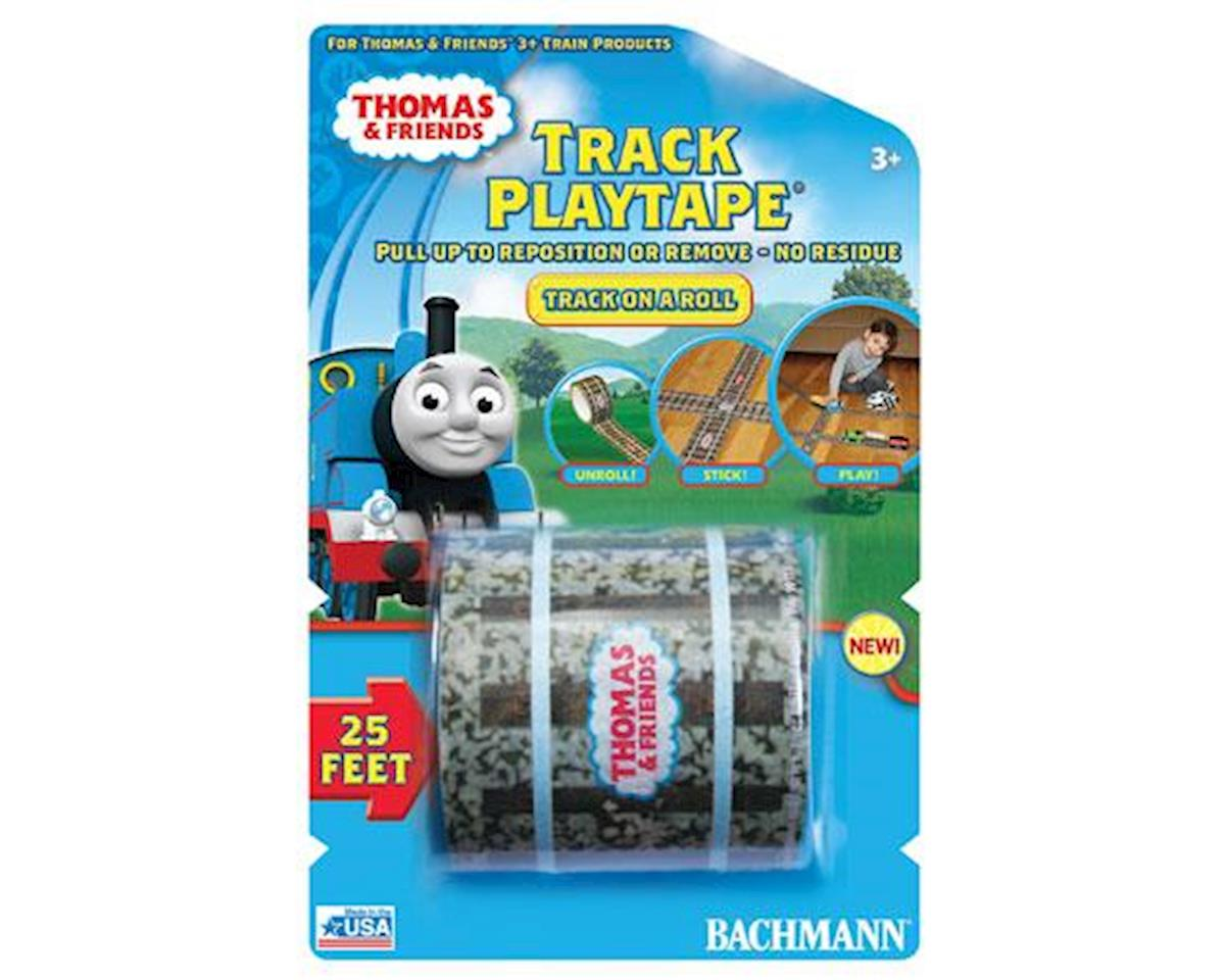 "Track Playtape 25' x 2"", T&F by Bachmann"