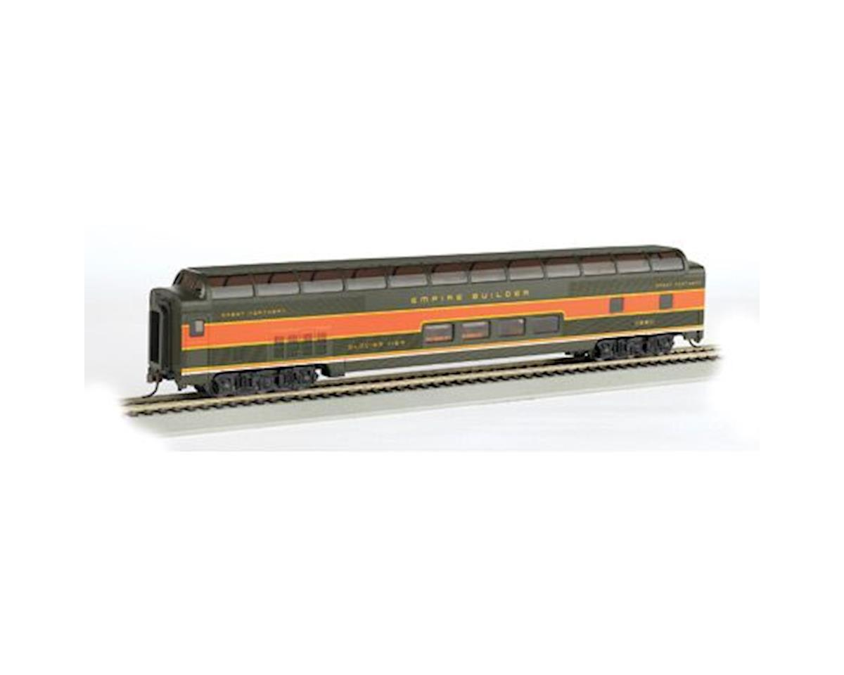 HO RTR SS 85' Full Dome/Lighted, GN/Orange & Green by Bachmann