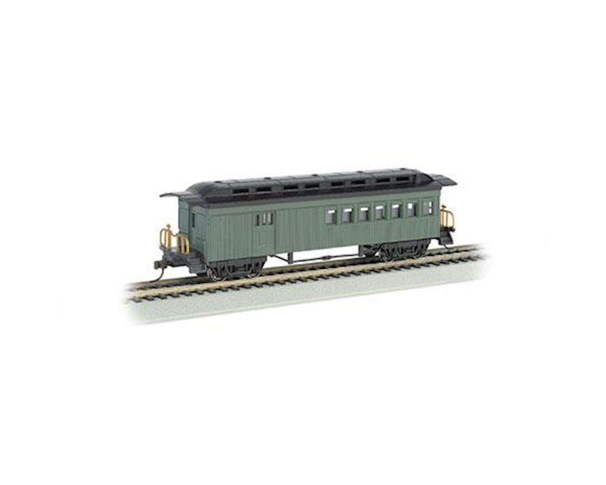 Bachmann Painted Unlettered 1860-1880's Era Combine (HO Scale)