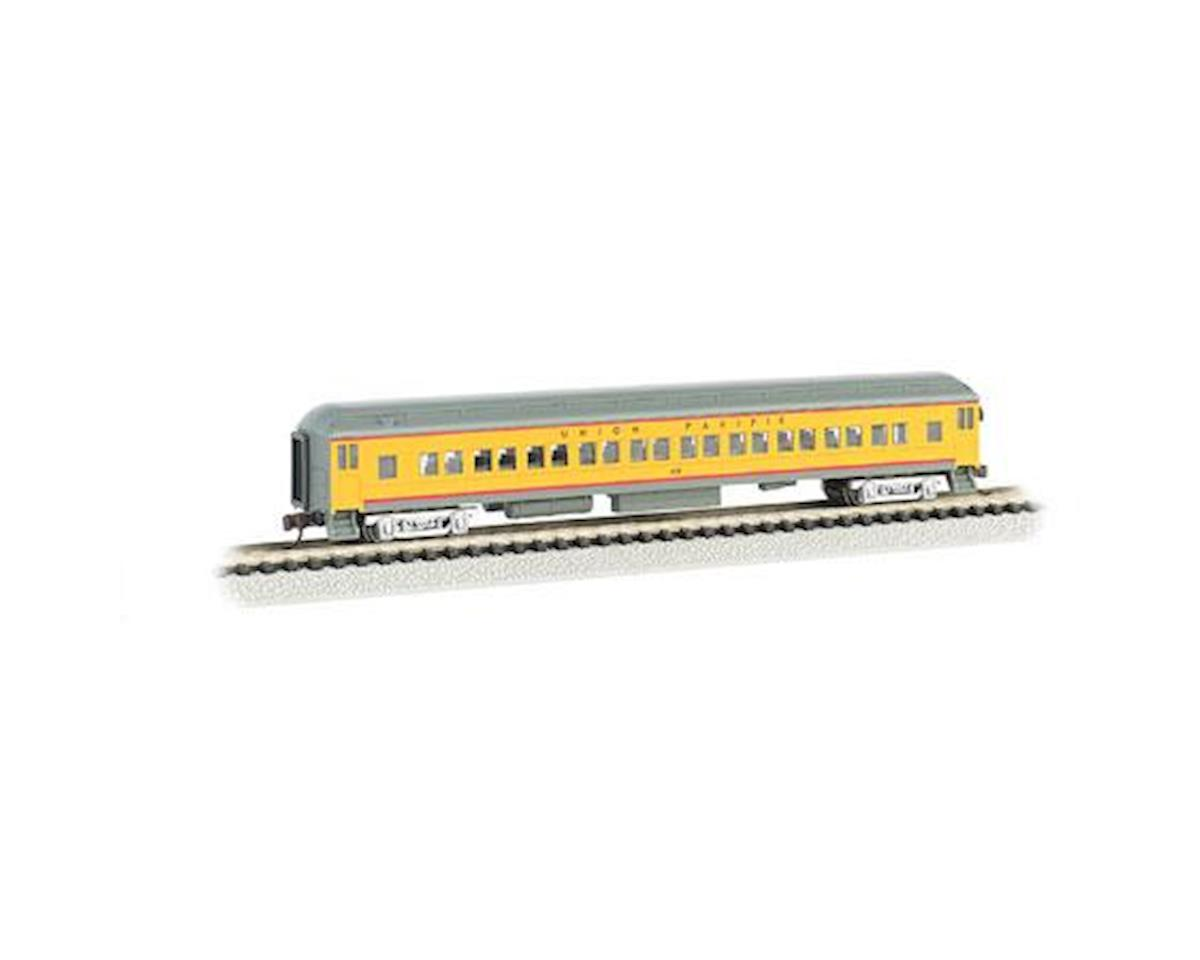 N 72' Heavyweight Coach w/Lighting, UP by Bachmann