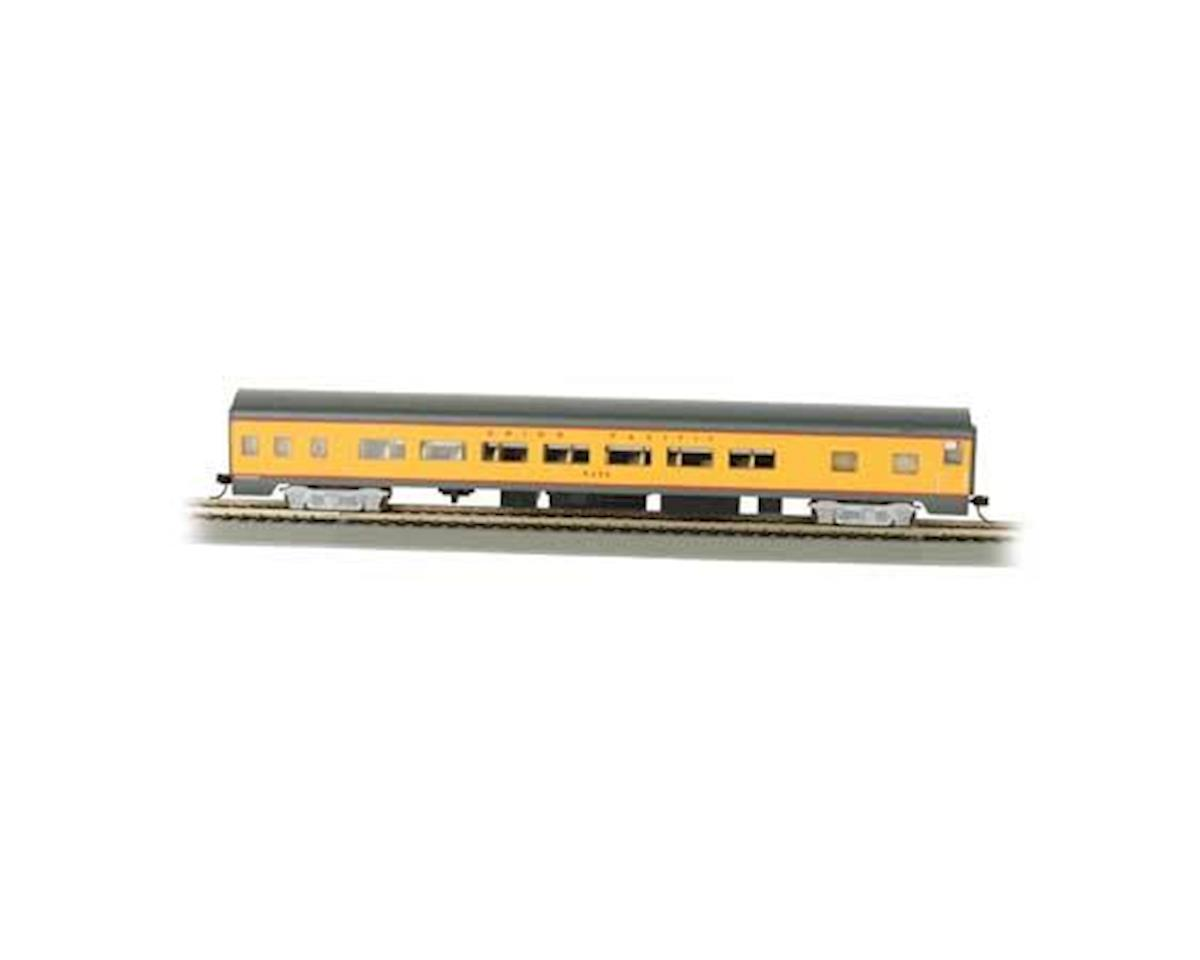 HO 85' Smooth Side Coach, UP by Bachmann