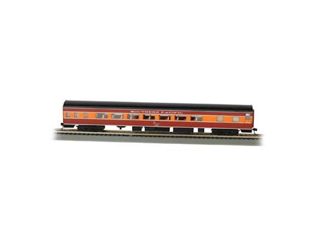 HO 85' Smooth Side Coach, SP/Daylight by Bachmann