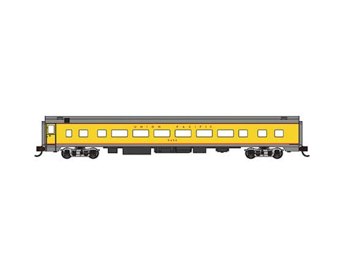 Bachmann N 85' Smooth Side Coach, UP