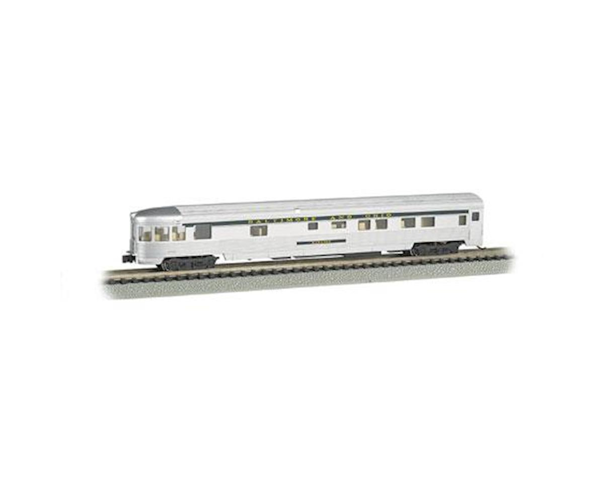 Bachmann B&O 85' Observation Car w/ Lighted Interior | relatedproducts