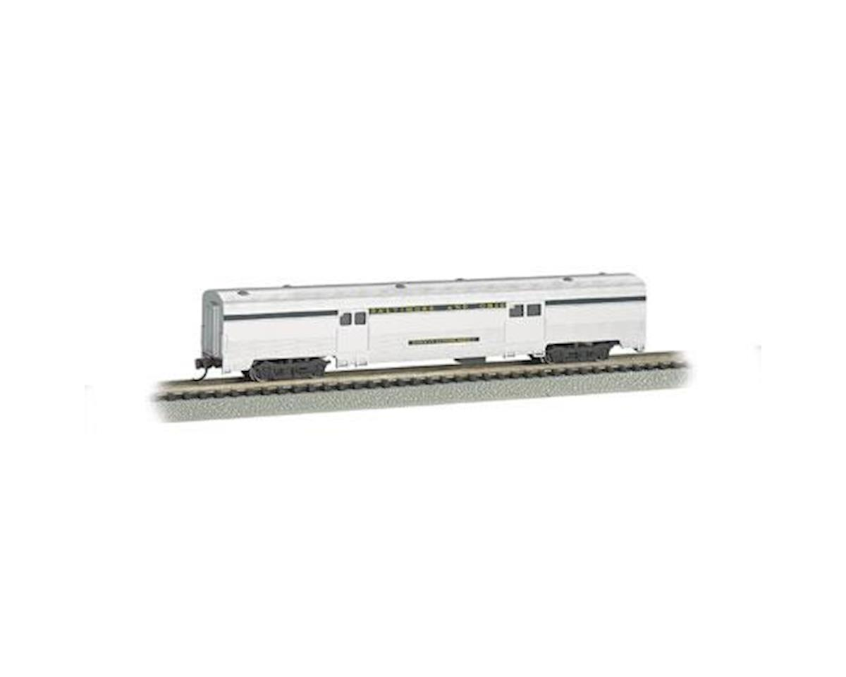 Bachmann N 85' Fluted Streamline 2-Door Baggage, B&O
