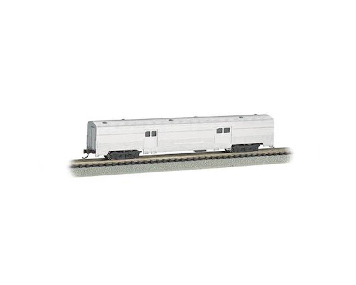 Bachmann N 85' Fluted Streamline 2-Door Baggage,Undecorated