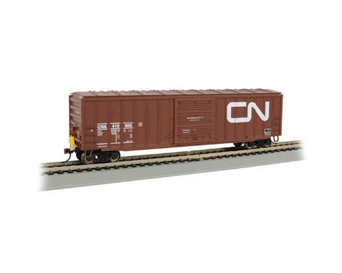 Bachmann HO 50' Outside Braced Box, CN