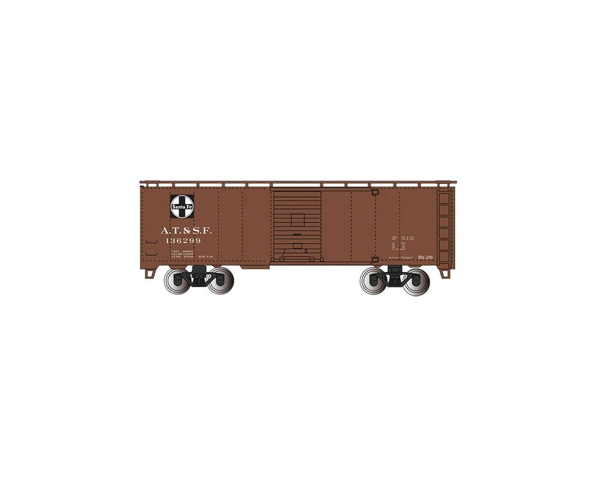 Bachmann HO 1930-1950 40' Box, SF