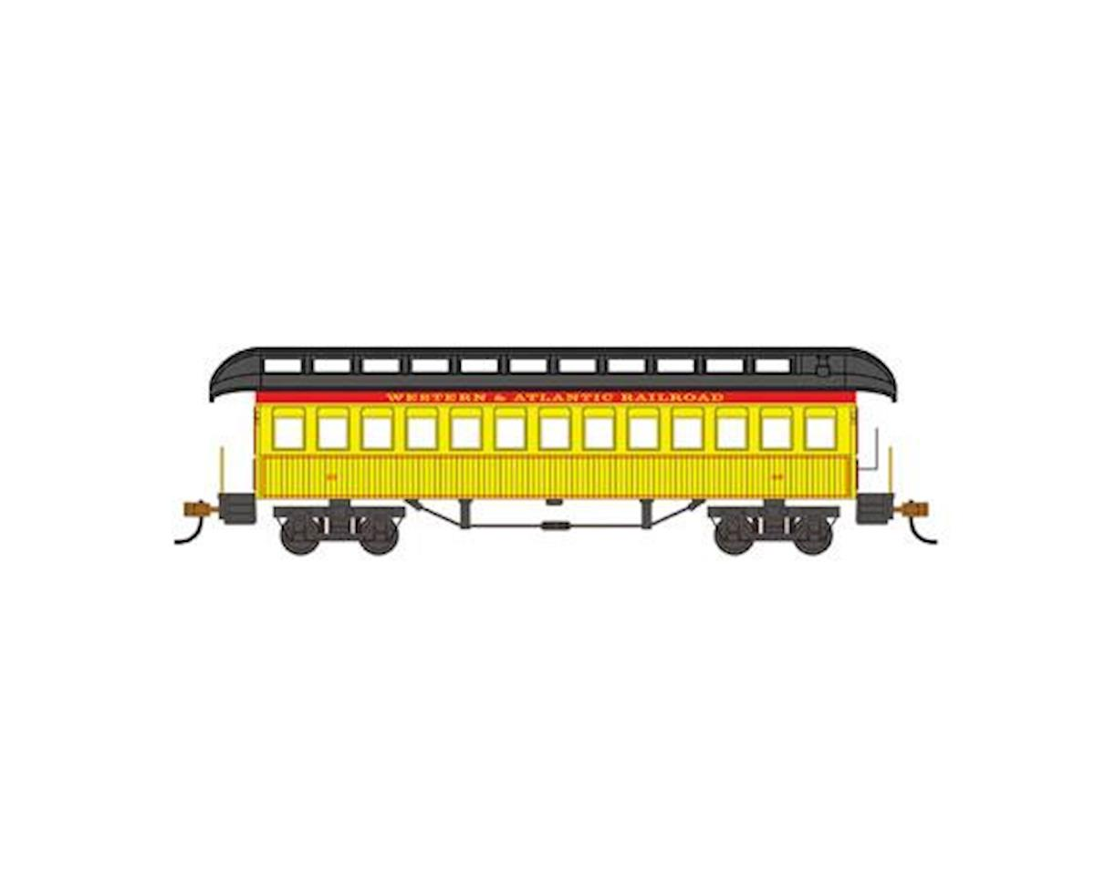 Bachmann HO Old Time Coach, W&A